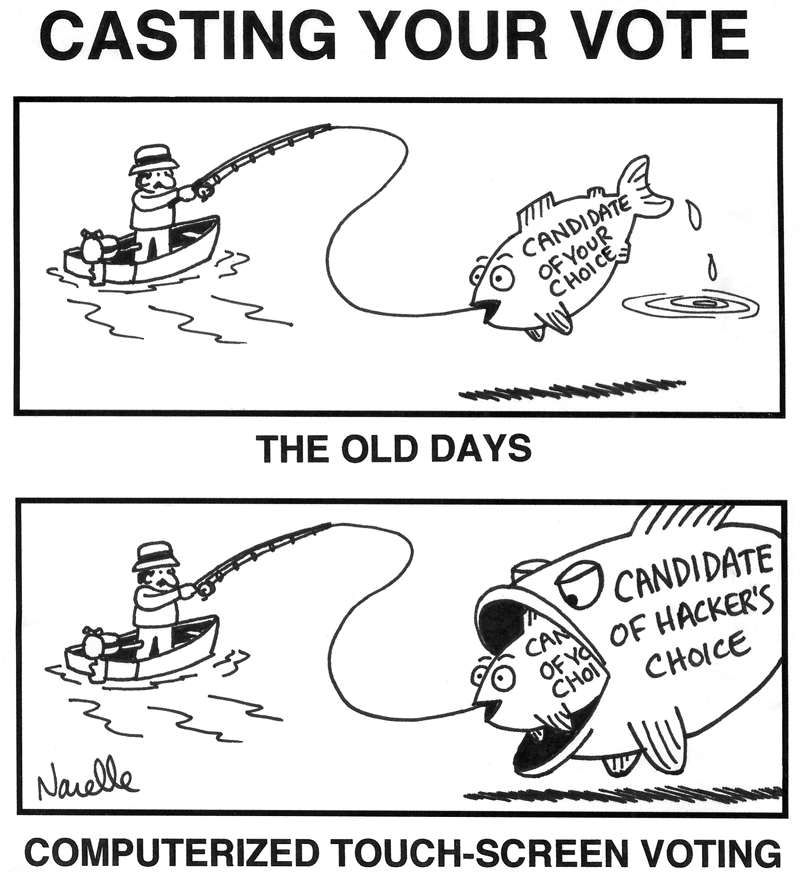 Casting Your Vote